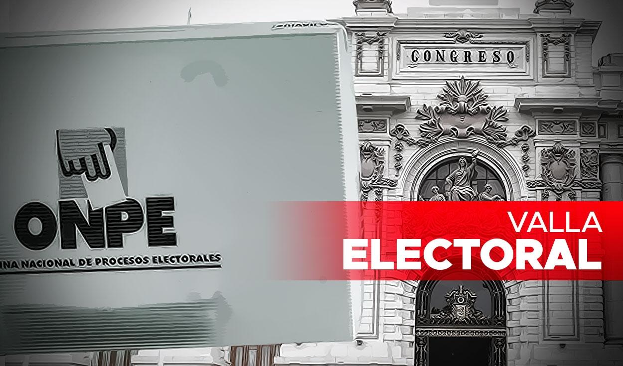 Valla electoral