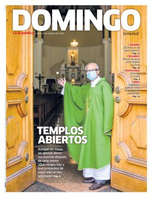 Edición Impresa - La Republica | Domingo - Domingo 11 de Octubre del 2020