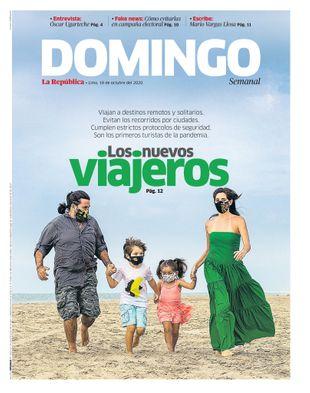 Edición Impresa - La Republica | Domingo - Domingo 18 de Octubre del 2020