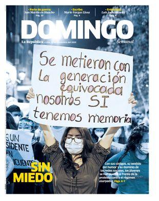 Edición Impresa - La Republica | Domingo - Domingo 15 de Noviembre del 2020