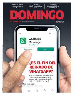 Edición Impresa - La Republica | Domingo - Domingo 17 de Enero del 2021