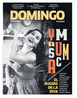 Edición Impresa - La Republica   Domingo - Domingo 24 de Enero del 2021
