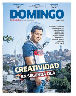 Edición Impresa - La Republica | Domingo - Domingo 28 de Febrero del 2021